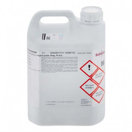 SOLUTION HYDRO ALCOOLIQUE BIDON HDPE 5L